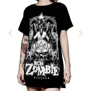 Killstar Rob Zombie Top